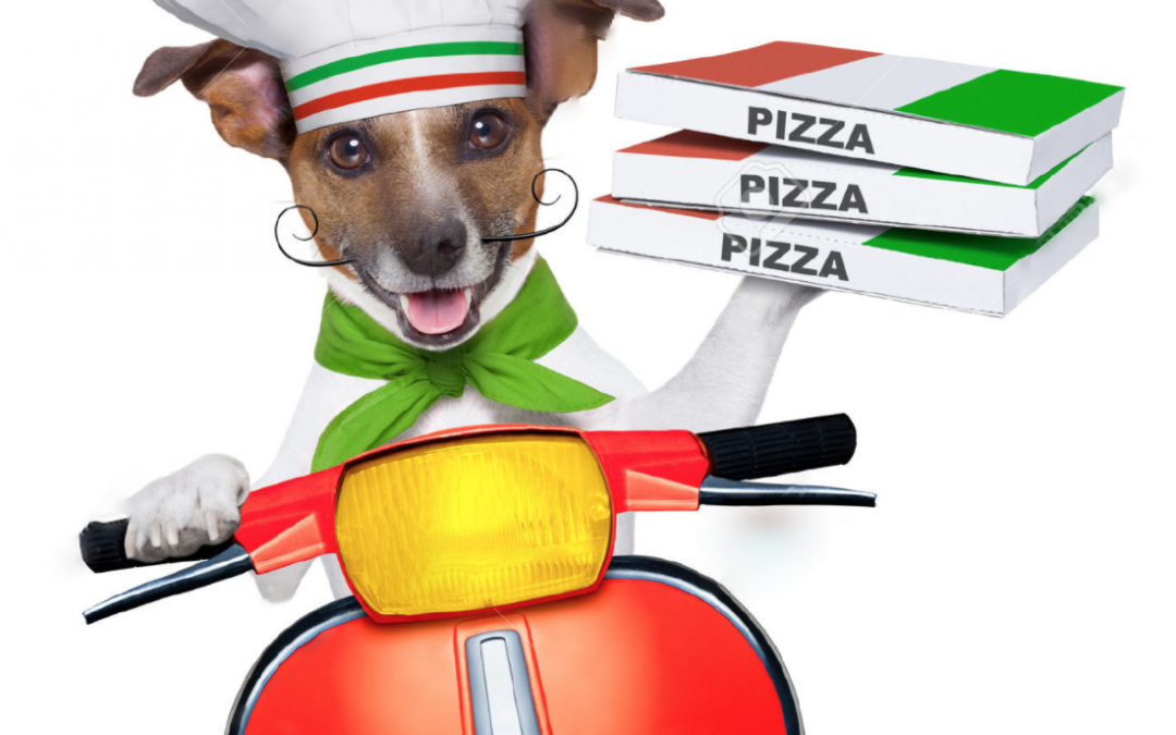 Pick a Pizza — Discover Your Inner Dog!